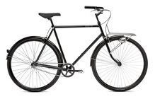 Creme Caferacer Men Solo 3-versnellingen black